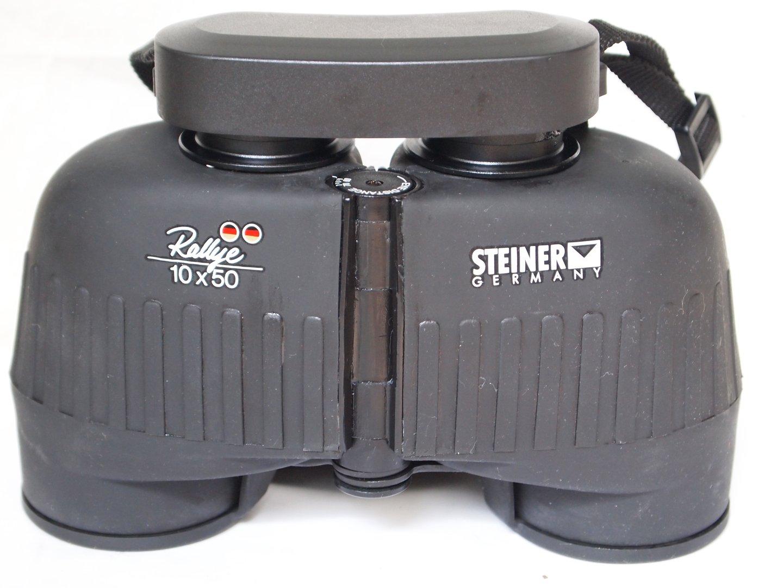 Steiner rallye 10x50 fernglas mit tasche army store24