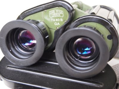 east german zeiss binoculars