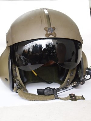 Helicopter helm