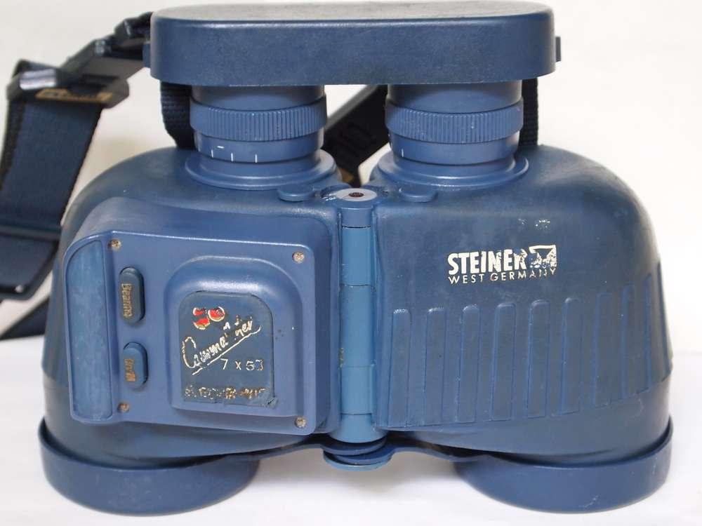 Marine binoculars steiner commander fernglas bw with