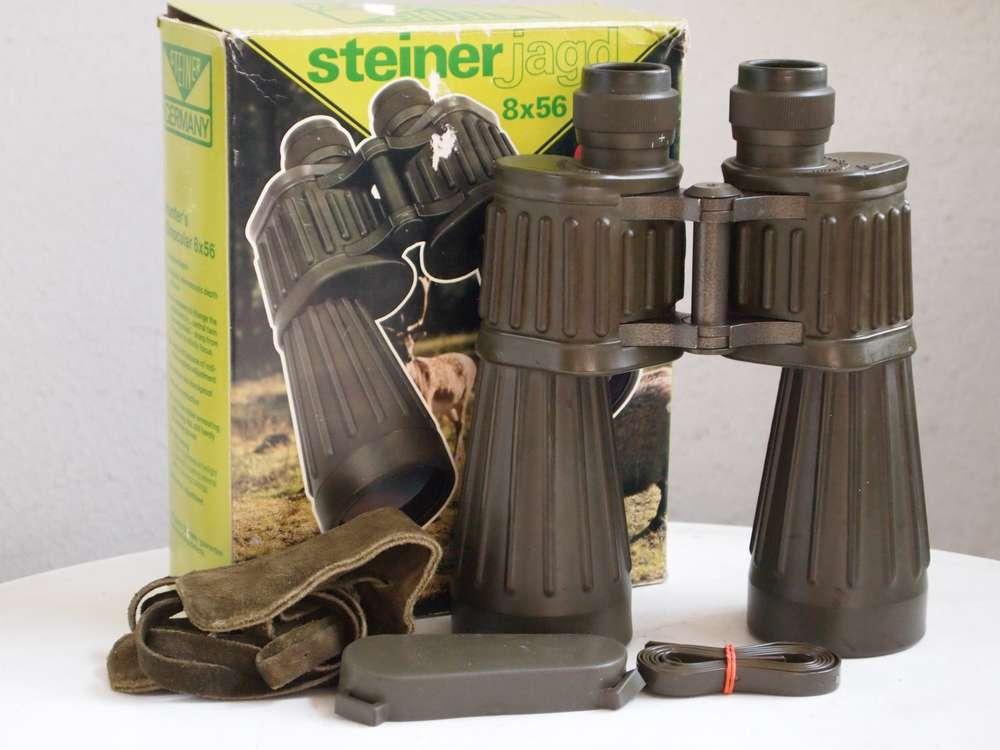 Jagd Fernglas 8x56 Mit Entfernungsmesser : Steiner bayreuth militär fernglas für jäger und outdoor