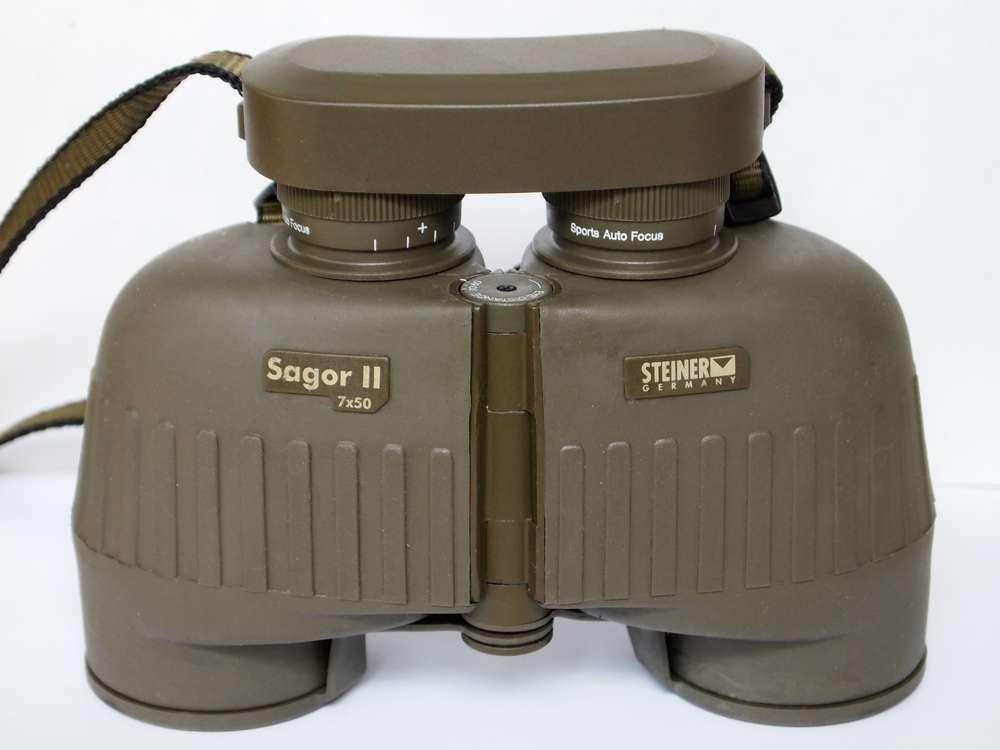 Steiner sagor ii 7x50 military marine fernglas army store24