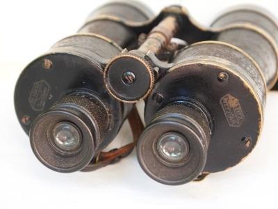 Marine fernglas leitz wetzlar 10x50 wwi kaiserliche kriegsmarine 1