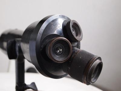 Zeiss meteorologische instrumente vereinfachter theodolit für