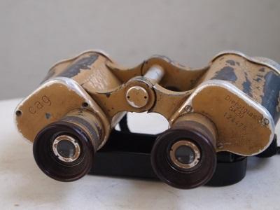 Swarovski Entfernungsmesser Quad : Swarovski wehrmacht dienstglas cag fernglas wk sandfarben
