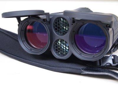 Fernglas Mit Entfernungsmesser Funktion : Pulsar fernglas expert lrf mit laser entfernungsmesser army